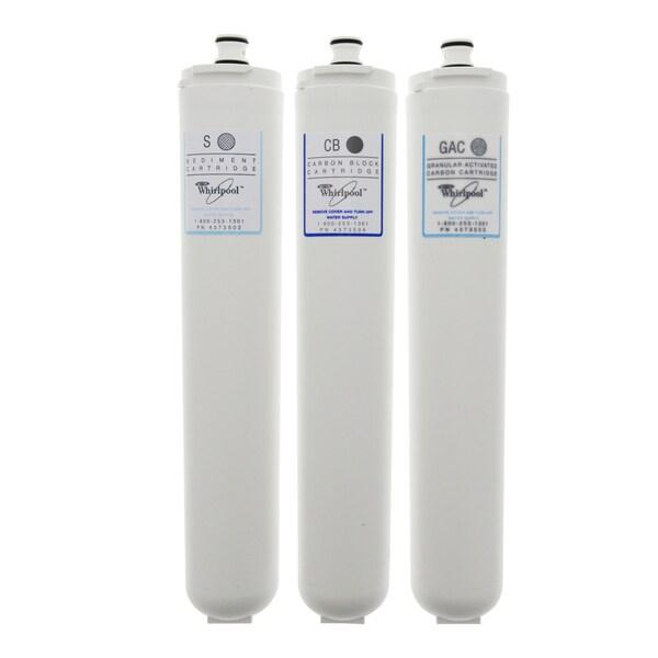 4373575 Whirlpool Undersink Filter Kit