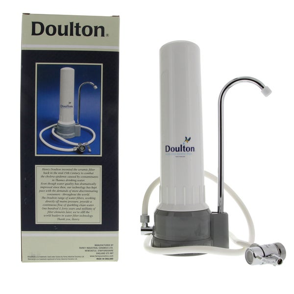 W9331001 Doulton HCP Countertop Water Filtration System
