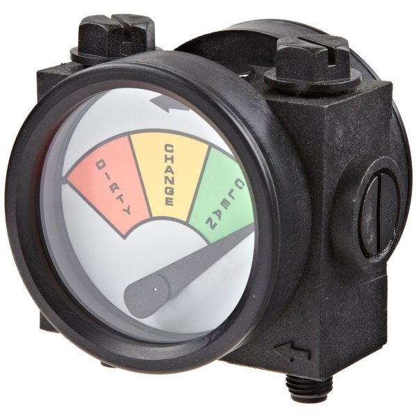 Pentek 143549 Differential Pressure Gauge for 3G Meter Mount Housings