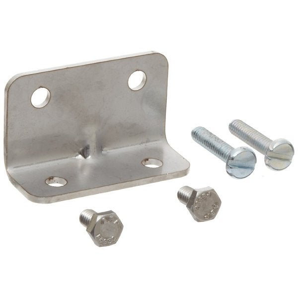 Pentek 156037 Stainless Steel Mounting Bracket with Screws