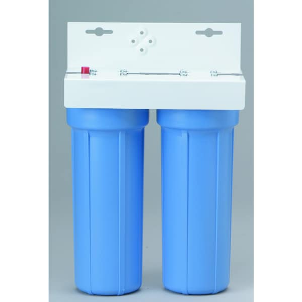 BFS-201 Two Slim Line Housing Water Filtration System 15402521