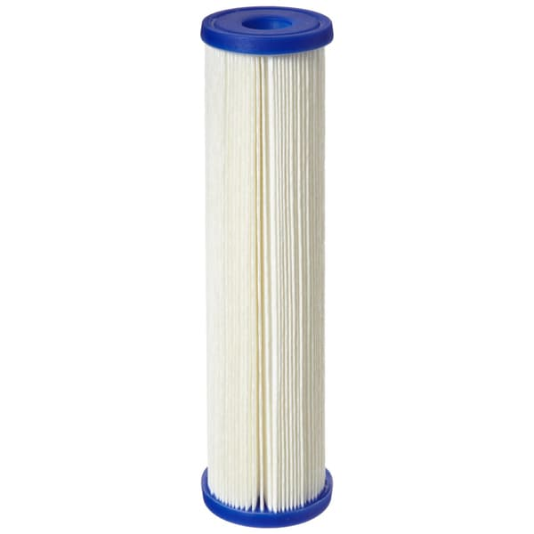 Pentek ECP20-20BB Pleated Sediment Water Filters (20-inch x 4.5-inch) 15402549