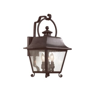 World Imports Dark Sky Revere Collection 5 Light Outdoor