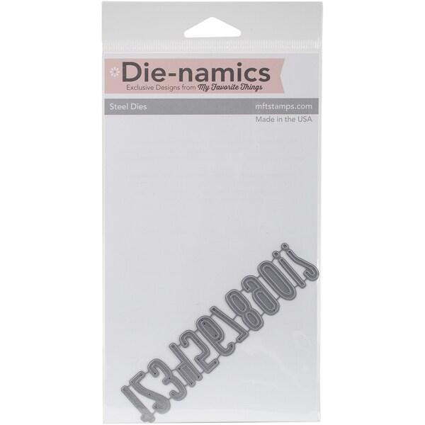 DieNamics DiesEmmitt Numbers & Symbols