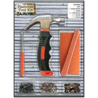 Salvaged Hammer Tool Kit