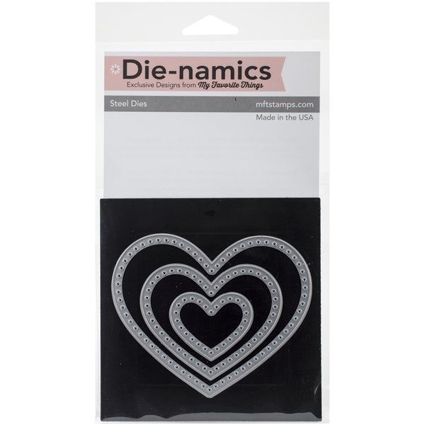 DieNamics STAX DiesStitchable Heart