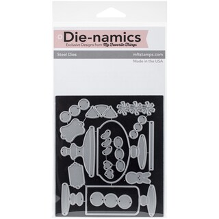 DieNamics DiesCandy Jars