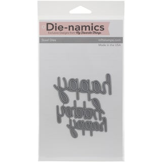 DieNamics DiesHappy Trio