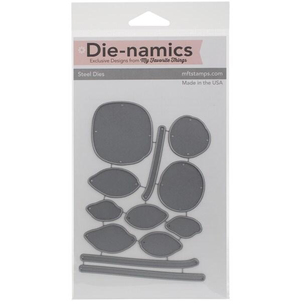 DieNamics DiesCircle Scribble Flowers