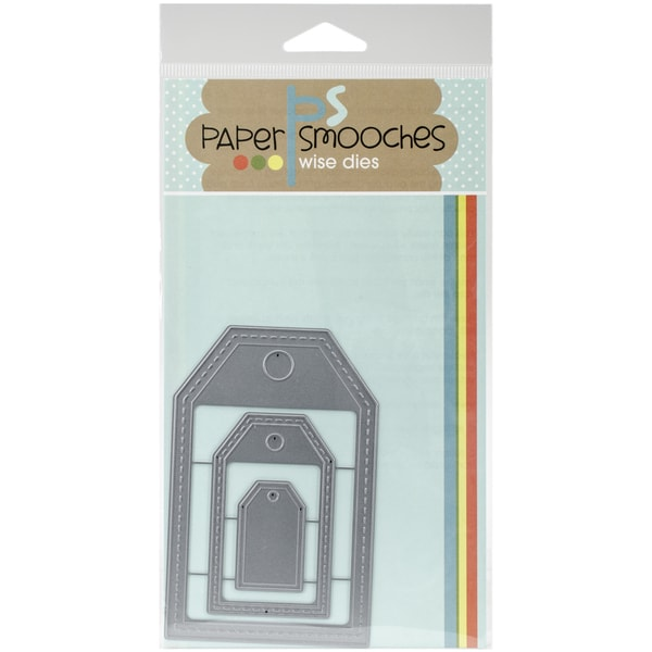 Paper Smooches DieGift Tags 2
