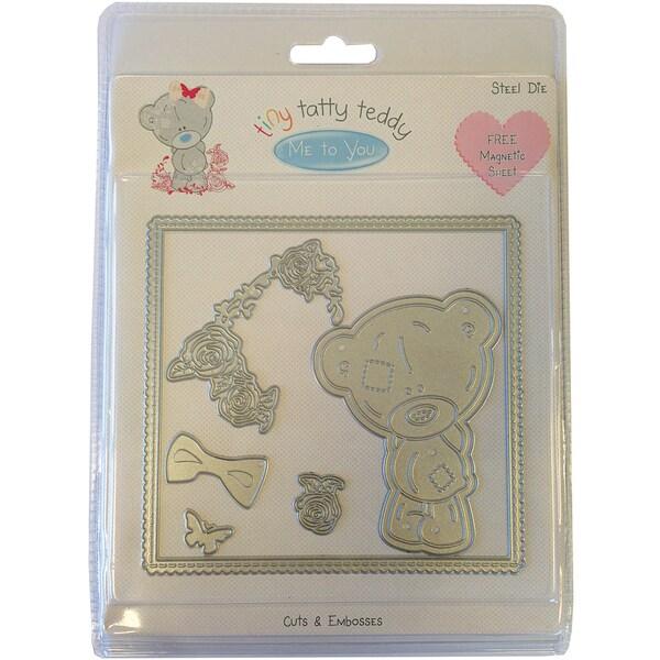 Tiny Tatty Teddy 3D DiesGirl