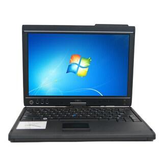 """Dell XT2 C2D-1.4GHz 4096MB 64GB SSD 12.1""""display W7HP64 (Refurbished)"""