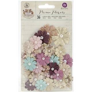 Butterfly Mulberry Paper FlowersChenille