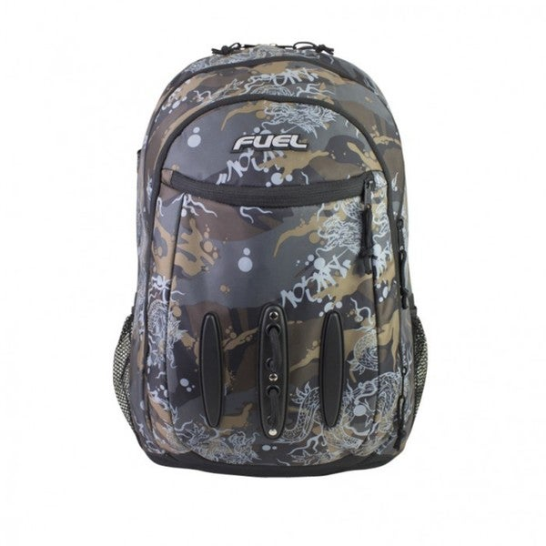 Fuel Camo Dragon Camo 15.6-inch Laptop Backpack