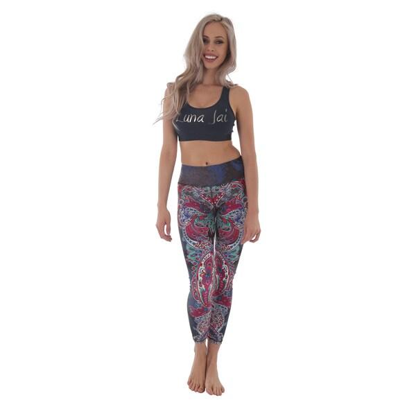 Luna Jai Women's 'Vivaldi Grey' Active Athletic Pants