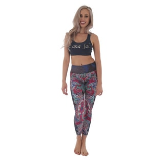Luna Jai Women's 'Vivaldi Grey' Active Athletic Pants