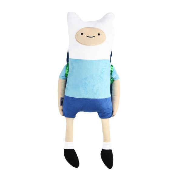 Adventre Time Plush Finn the Human Backpack