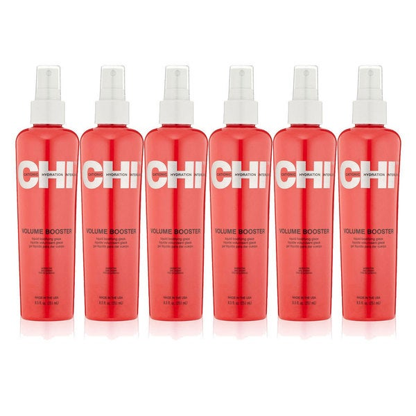 CHI Volume Booster Liquid 8-ounce Bodifying Glaze (6 Pack)