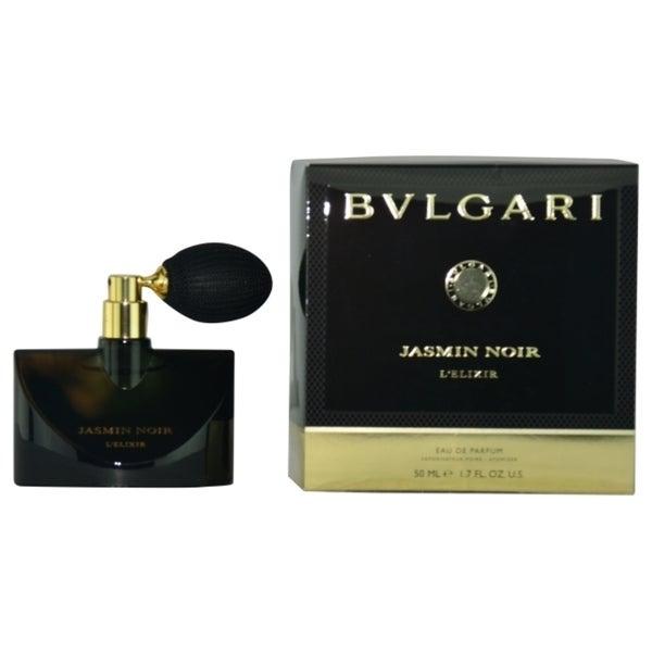 Bvlgari Jasmin Noir Lelixir Women's 1.7-ounce Eau de Parfum Spray