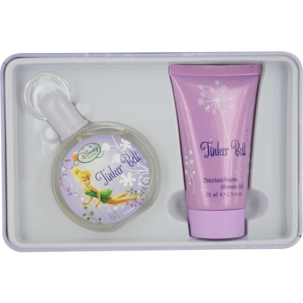 Disney Tinkerbell Women's 3-piece Fragrance Set