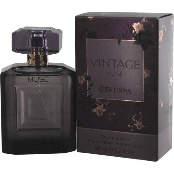 Kate Moss Vintage Muse Women's 1.7-ounce Eau de Toilette Spray