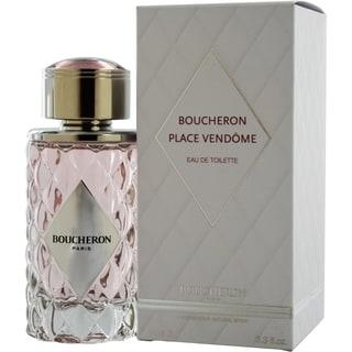 Boucheron Place Vendome Women's 3.4-ounce Eau de Toilette Spray
