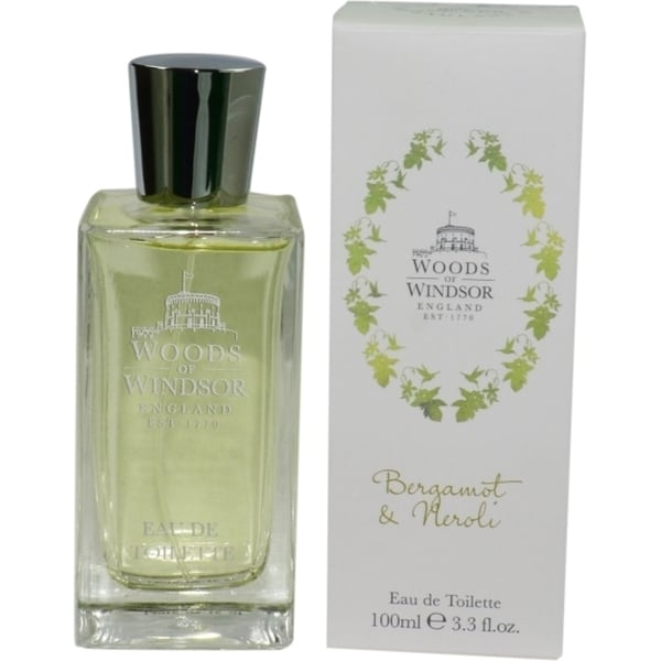 Woods Of Windsor Bergamot & Neroli Women's 3.3-ounce Eau de Toilette Spray