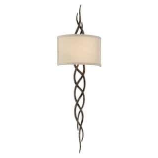 Troy Lighting Tattoo 2-light Extra Large Wall Sconce