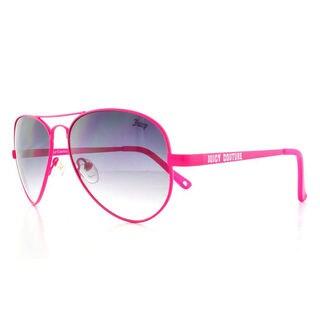 Juicy Couture Women's Heritage/S Aviator Sunglasses
