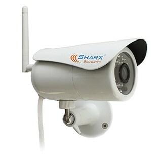 Sharx Security SCNC3904-WIDE 1080p HD Mini Wi-Fi/ PoE P Network Camera
