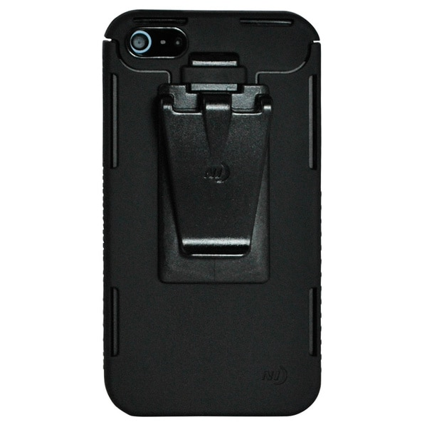 Nite Ize Connect Case for iPhone 5/ 5S in Black