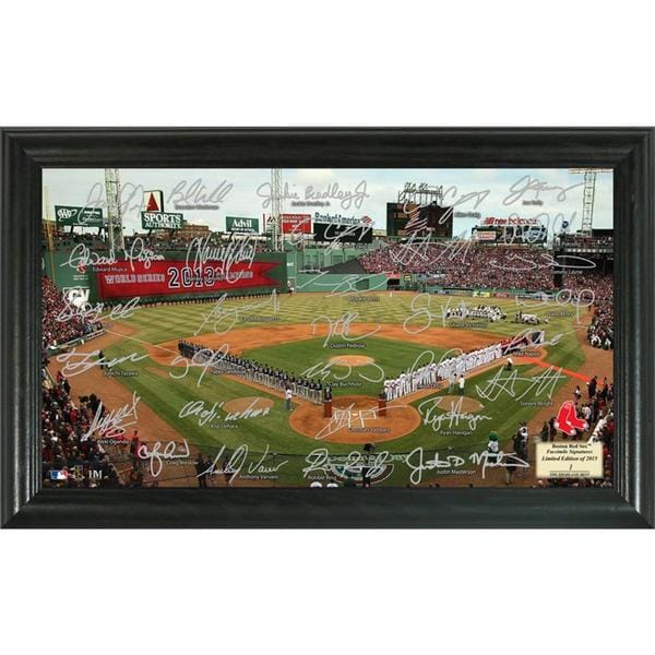 Boston Red Sox Signature Field