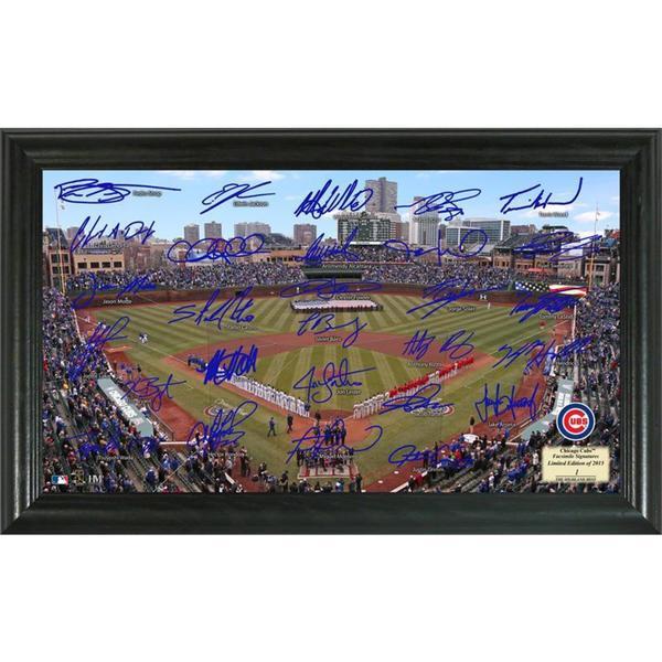 Chicago Cubs Signature Field