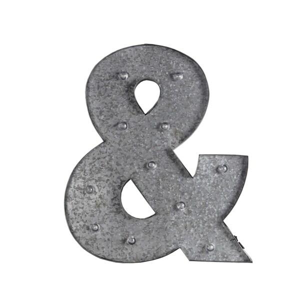 & Metal Letter Board