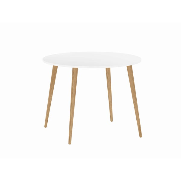 Diana White Dining Table