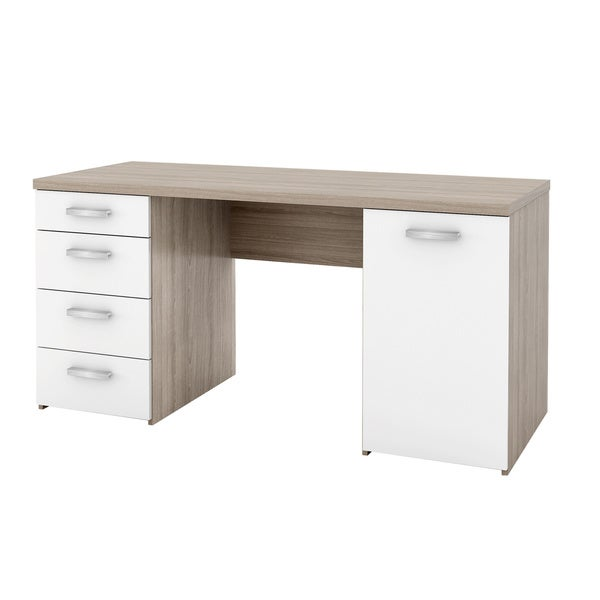 Whitman Plus 4-drawer Desk