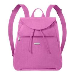 Women's baggallini CIN775 Cinch Backpack Lilac