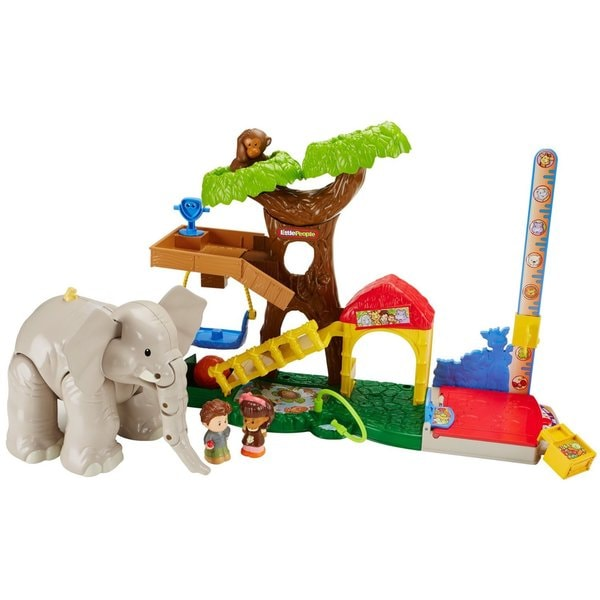 Fisher-Price Little People Big Animal Zoo 15407743