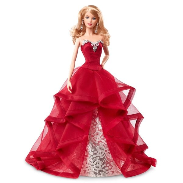 2015 Holiday Barbie Doll