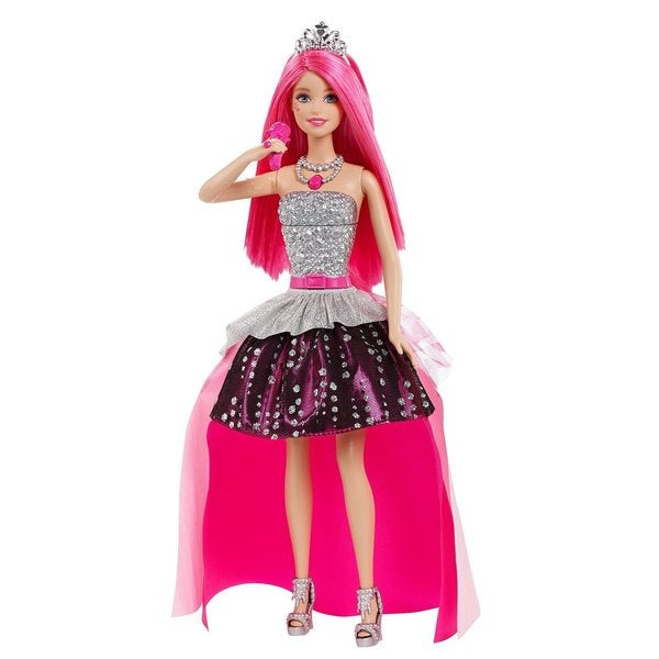 Barbie Rock n' Royals Courtney Doll