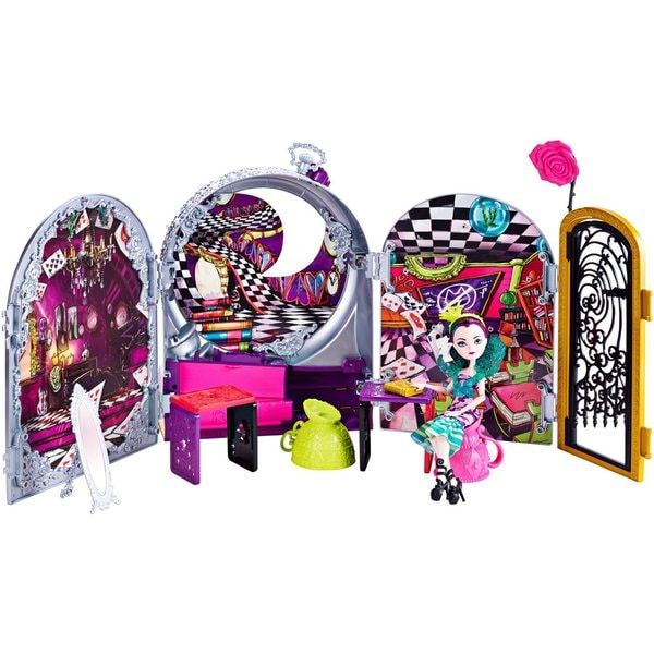 Ever After High Way to Wonderland Playset