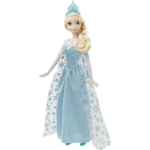 Disney Frozen Singing Elsa