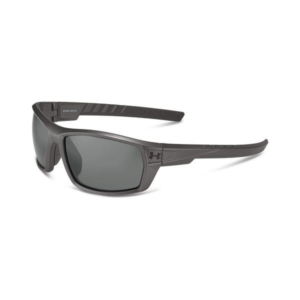 Under Armour Ranger Satin Carbon Polarized Sunglasses
