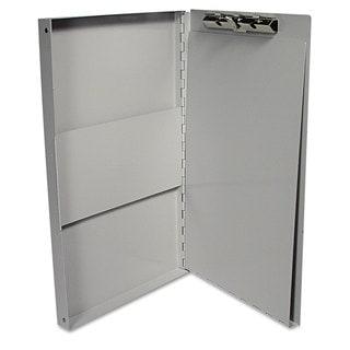 Universal One Silver Aluminum Document Box
