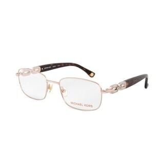 Michael Kors MK365 717 Goldtone Optical Eyeglasses (Size 51)