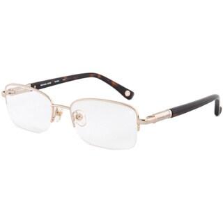 Michael Kors MK359 717 Goldtone Optical Eyeglasses (Size 50)