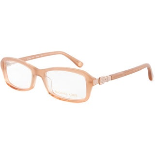 Michael Kors MK868 276 Peach Gradient Optical Eyeglasses (Size 50)