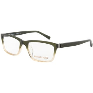 Michael Kors MK858M 309 Forest Gradient Optical Eyeglasses (Size 52)