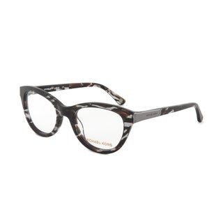 Michael Kors MK866 020 Black Cateye Tortoise Optical Eyeglasses