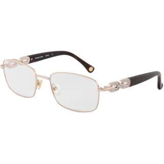 Michael Kors MK365 717 Goldtone Optical Eyeglasses (Size 53)